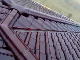Profesionalus stogų dengimas, fasadų šiltinimas - nuotraukos Nr. 4