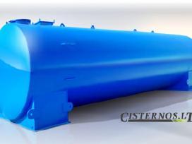 Cisternos trąšoms. Trąšų talpykla - nuotraukos Nr. 4