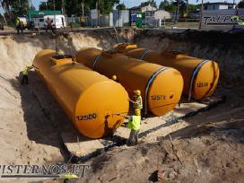 Požeminės cisternos. Kuro talpyklos - nuotraukos Nr. 10