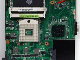 Nešiojamą kompiuterį Asus K52n dalimis - nuotraukos Nr. 3