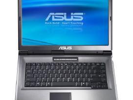 Nešiojamą kompiuterį Asus X51l dalimis