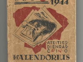 """""""Ateities"""" kalendorius. 1944m."""