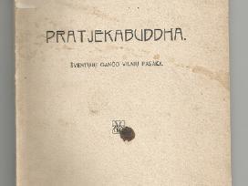 V. Krėvė - Pratjekabuddha. 1913m.