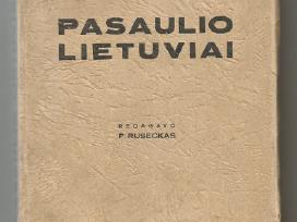 Pasaulio lietuviai. 1935m.
