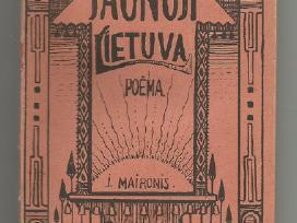 Maironis - Jaunoji Lietuva. 1921m.