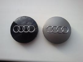 Audi ratlankiu 60mm dangteliai 4vnt-10eur