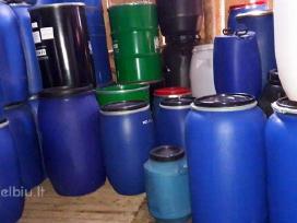 Ibc konteineriai, įvairios statinės