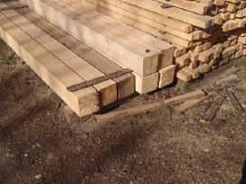 Atraižos, malkos, statybinė mediena