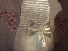 Parduodu vaikiska progine suknele
