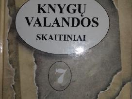 Knygų Valandos. Skaitiniai 7