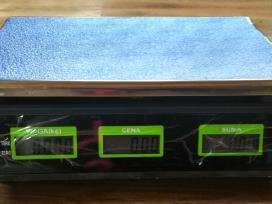 Naujos elektroninės prekybinės svarstyklės 30kg
