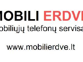 Mobiliųjų telefonų remontas Mobili Erdvė