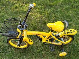 Vaikiški dviratukai 12, 14,16, 20 colių Gera kaina