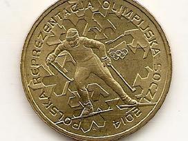 Lenkija 2 zlotai 2014 Socio olimpiada(144)