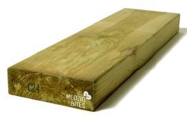 Kalibruota mediena, obliuoti tąšai - nuotraukos Nr. 5