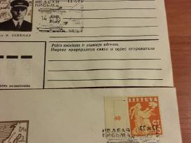 ,pagesinti,lietuvos pašto ženkliukai su lakūnais