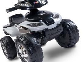 Naujas akumuliatorinis motociklas Cuatro