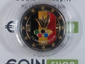 Spalvotos euro monetos