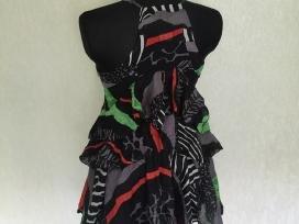 Stilinga suknelė, 100% medvilnė - nuotraukos Nr. 3
