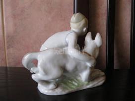 Porcelianine statulele. labai gero stovio.zr. - nuotraukos Nr. 4
