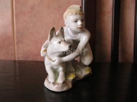 Porcelianine statulele. labai gero stovio.zr. - nuotraukos Nr. 6