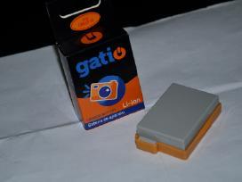 Canon Lp-e8 550d,600d,650d,700d baterija Uv filtra