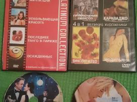 Dvd filmai rusų k.