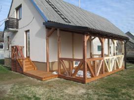 Mediniai statiniai , ūkinukai ,pavesines,namuk