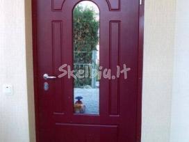 Didysis lietuviškų šarvuotų durų išpardavimas