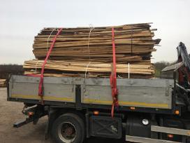 Sausos medienos atliekos (Ąžuolas, pušis, beržas)