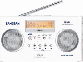 Jensen Fm Dab Bluetooth dist (nauja) .sony,radione - nuotraukos Nr. 4
