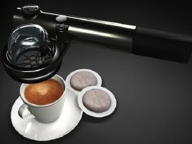 Nešiojamas kelioninis aparatas Handpresso
