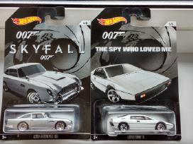 Hot Wheels James Bond