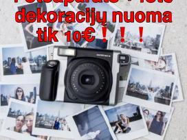 Momentinio fotoaparato Fujifilm wide 300 nuoma