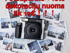 Momentinio fotoaparato nuoma Fujifilm wide 300