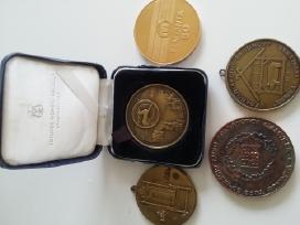Ivairus medaliai - nuotraukos Nr. 2