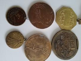 Ivairus medaliai - nuotraukos Nr. 3