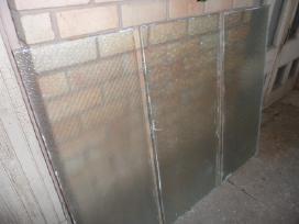 Stiklai durims