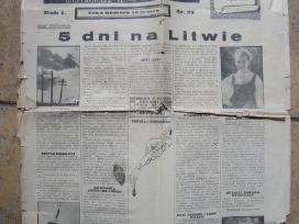",Kronika Polski y Swiata"" (1938m.liepos 17d.)"
