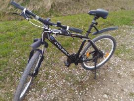 Kalnų dviratis su diskiniais, hidtsuliniais stabdž