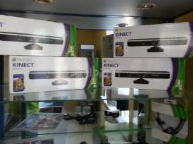 Parduodu su garantija xbox360 kinect kamera