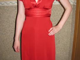 Parduodama raudona suknelė
