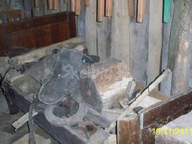 Skrynios verpimo rateliai metalines grandines