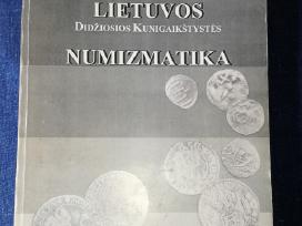 Knyga Numizmatika