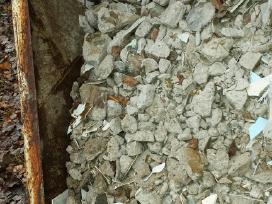 Pigei betono,plitu 0-80 fr,smelo bobkat pas .