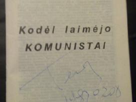 Knyga: A. Terleckas, Kodėl laimėjo komunistai