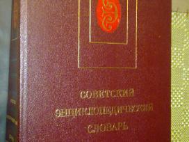 Tarybinis enciklopedinis žodynas (rusų. k.)