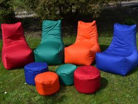 Naujas sėdmaišis - fotelis