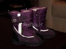 Žieminiai švedų gamintojo vaikiški batai