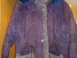 Vaikiškas avikailio paltukas